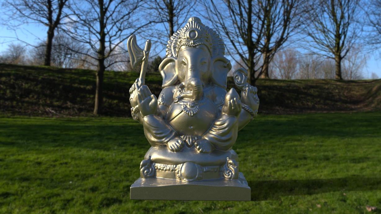 my Ganesha